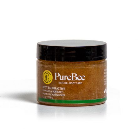 PureBee Rosmarin Body Scrub