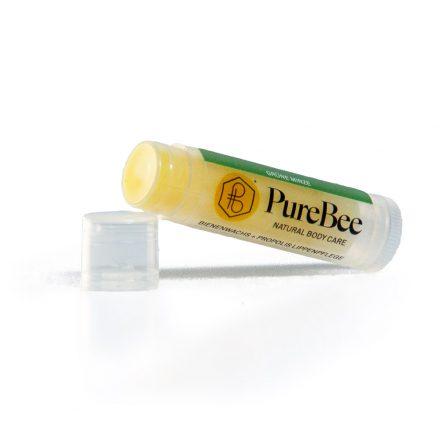 PureBee Lippenpflege Grüne Minze