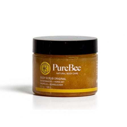 PureBee Body Scrub Original 100g