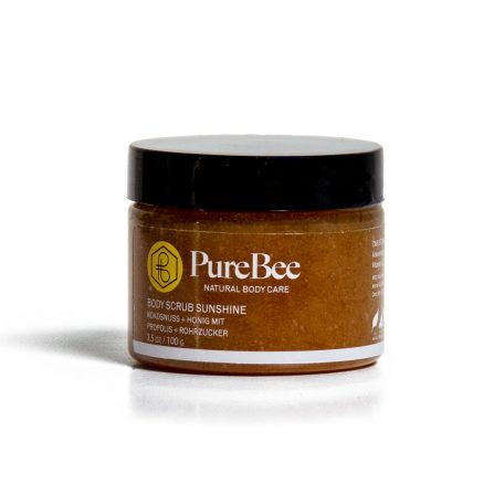 PureBee Kokosnuss Body Scrub